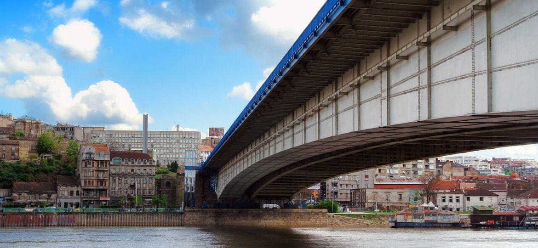 Brankov most, Beograd